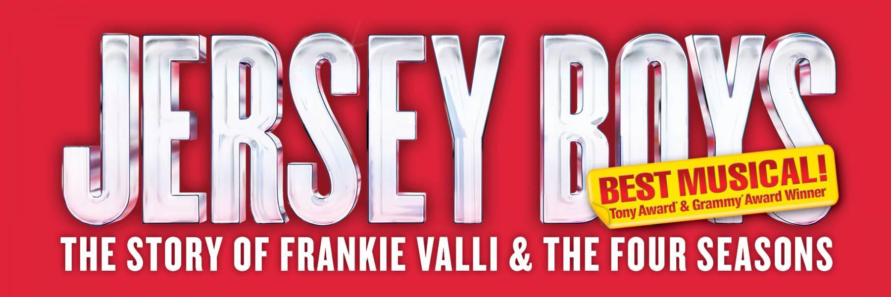 Jersey Boys show logo